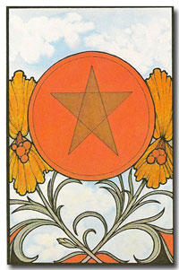 Tarot Thursday on Friday: The Pentacles Suit